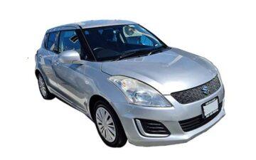 Rent Suzuki Swift Gray 5727