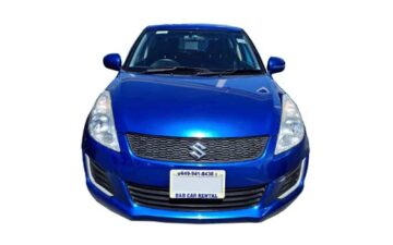 Rent Suzuki Swift Blue Com011