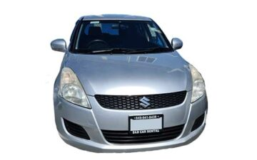 Rent Suzuki Swift Gray / Com020