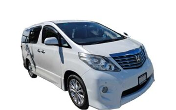 Rent Toyota Alphard Mv005
