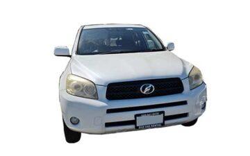 Rent Toyota Rav4 Suv001