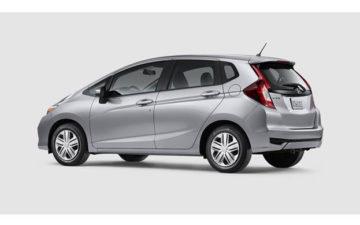 Rent Honda Fit Silver Com003
