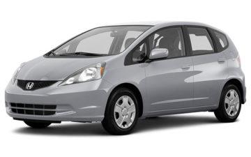 Rent Honda Fit Silver Com007