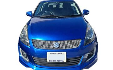 Rent Suzuki Swift Blue Com034