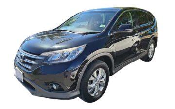 Rent Honda CRV Black Suv008