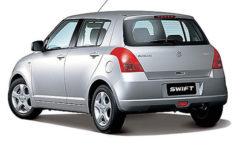 Suzuki Swift Gray Com020
