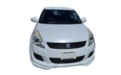 Suzuki Swift White Com006