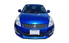 Suzuki Swift Blue Com011