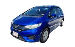 Honda Fit Blue Com014