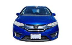 Honda Fit Blue Com018
