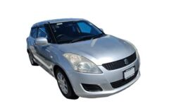 Suzuki Swift Gray / Com020