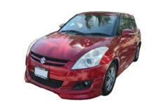Suzuki Swift Red Com021
