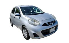 Nissan March Gray Com025