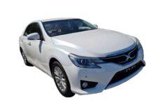 Toyota Mark x 2014 White FS005