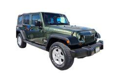 Jeep Wrangler Suv005