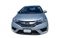 Honda Fit Silver Com003