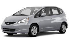 Honda Fit Silver Com007