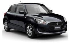 Suzuki Swift Black Com009