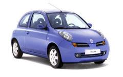 Nissan March Purple Com017