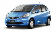 Honda Fit Blue Com019
