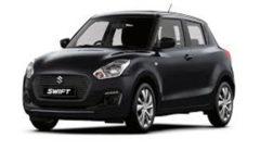 Suzuki Swift Black Com024