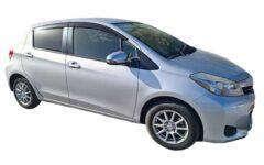 Toyota Vitz Gray Com026
