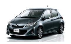 Toyota Vitz Gray Com029