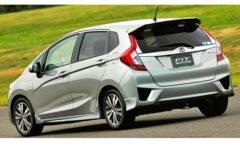 Honda Fit Silver Com030