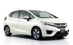Honda Fit White Com031