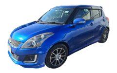 Suzuki Swift Blue Com034