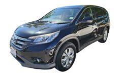 Honda CRV Black Suv008
